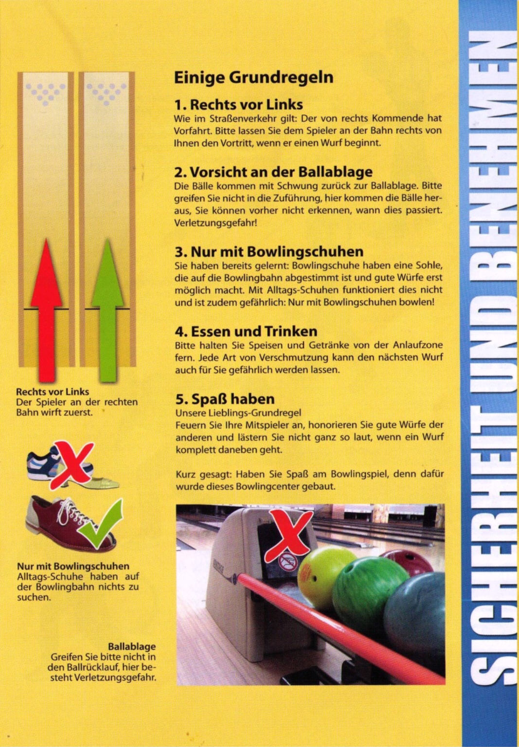 Bowling Tipps