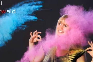 Verlosung Farbfestival Westerwald