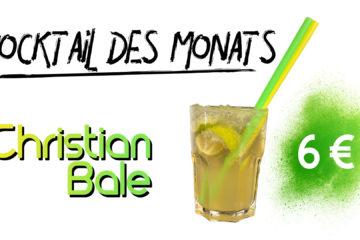 Cocktail des Monats – Mai